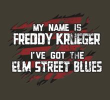 Elm Street Blues (Reuben) by newdamage