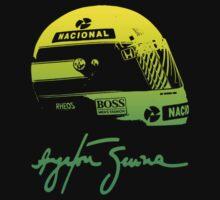 Senna Helmet by theflipimage
