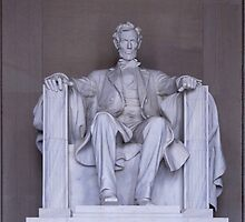 Abraham Lincoln by JamesTH