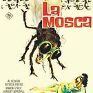 La Mosca ( the Fly )  by BUB THE ZOMBIE