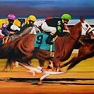 The Race by jsalozzo