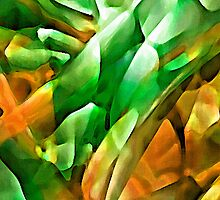 Synthetic Abstract Nature by DFLC Prints