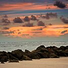 Sunset on the Coast by torib