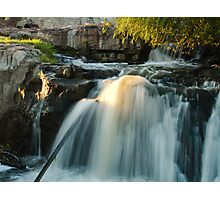 Upper Sioux Falls Photographic Print