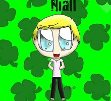 Niall One Direction by SpottiClogg