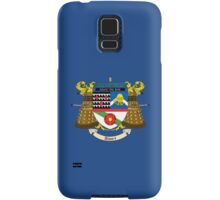 Doctor Who Coat of Arms Samsung Galaxy Case/Skin