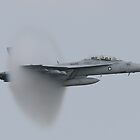 F18 Hornet by mooneyes
