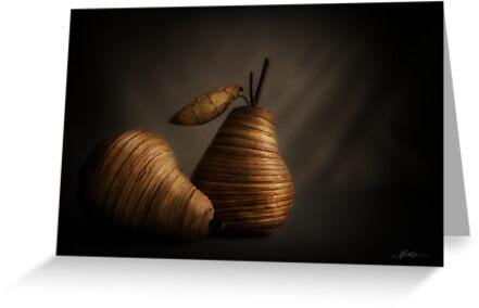 A Still Life with Pears by Mieke Boynton