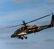 Boeing AH-64 Apache, Leeuwarden 2011 by Michel Meijer
