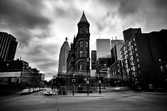 Gooderham Flatiron by Ian Thomas