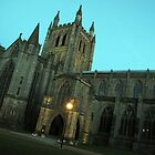 Hereford Cathedral (Landscape) by TedT