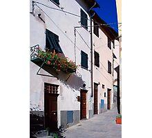 Laterina, Tuscany, Italy Photographic Print