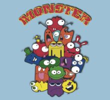 Monster Bunch Kids Clothes