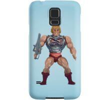 He-Man (battle damage) Samsung Galaxy Case/Skin