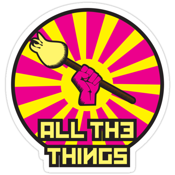 All The Things by sophiedoodle