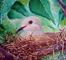 Nesting... by Robin Monroe