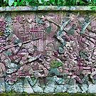 Fort Canning's Mural wall by PictureNZ