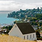 Church & Harbor Tiburon, CA by Lexi