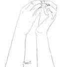 hands (again) by Loui  Jover