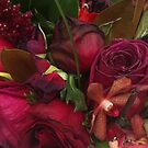Bouquet of Red Roses by SpottiClogg