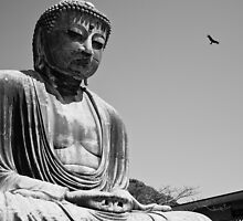 Daibutsu & The Eagle by Simon Read