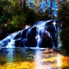 White Owls Falls by DHParsons