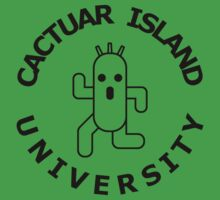 Cactuar Island University by karlangas