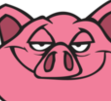 Bill and Ted excellent andventure Ziggy Piggy Sticker