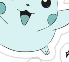 Pikachu Patronus ! Sticker