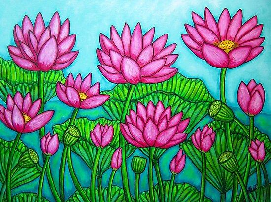 Lotus Bliss II by LisaLorenz