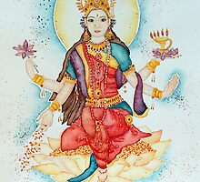 Lakshmi by Sophie Jane Mortimer