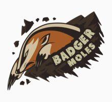 Team Badger Mole by Kapster McKappen