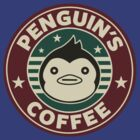 Penguin's Coffee by Braden  Stevenson