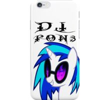 Vinyl Scratch iPhone Case/Skin