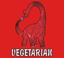 Vegetarian Dino by J. Stoneking
