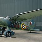 Westland Lysander IIIA V9545/BA-C G-BCWL by Colin Smedley