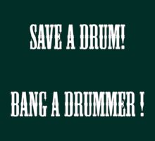 Save a Drum! by picky62