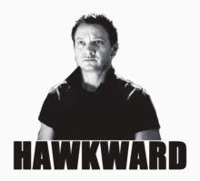 Hawkward by maezors