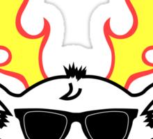Hot Rodicus Sticker