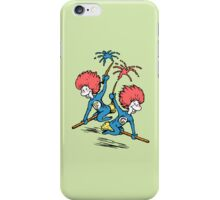 Thing Fred and Thing George iPhone Case/Skin