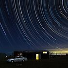 Star Trails - Neilborough - Victoria by Frank Moroni