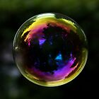 Colours of a bubble by WesleyB