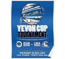 Blitzball Tournament! Poster