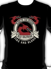 Blood of the Dragon - without cloud T-Shirt