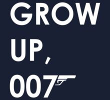 Grow Up, 007 - White by Monza972