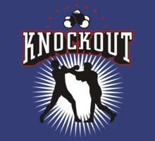 Knockout by Cheesybee