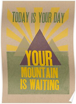 Your Mountain is Waiting by Jen Dixon