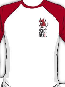 Scoot Devil (red/black) T-Shirt
