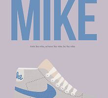 like mike move poster by danbakst