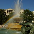 Trafalgar Square Fountain by Themis